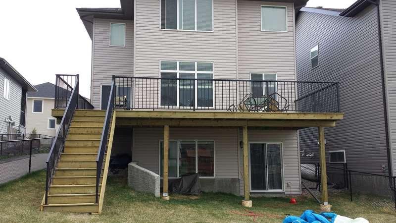 Calgary Fence Amp Deck Inc Photo Gallery